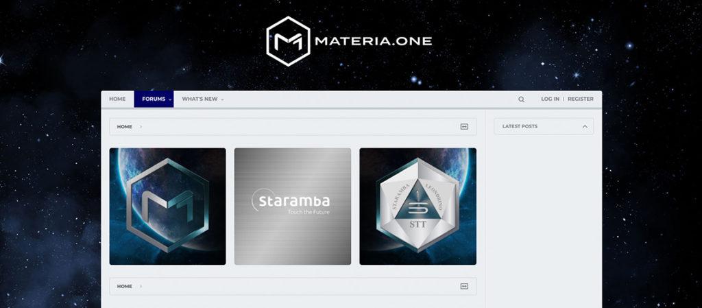 Staramba launches forum